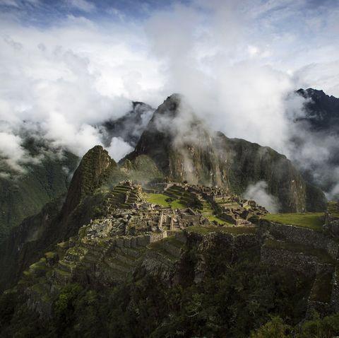Touring In Peru