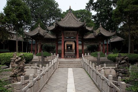 China - Religion - Grand Mosque in Xian
