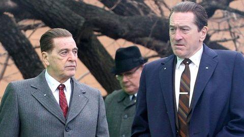 trailer de el irlandés, la nueva película de Martin Scorsese en Netflix
