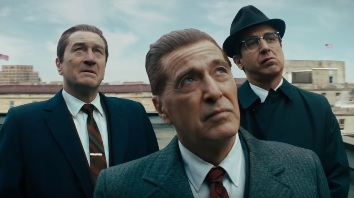 There's A Big 'Goodfellas' Reference In The First Scene Of 'The Irishman'