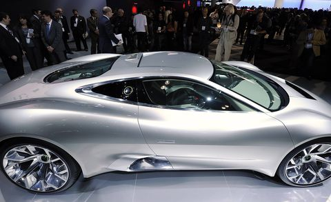 Jaguar Design Chief Julian Thomson Has Big Shoes to Fill