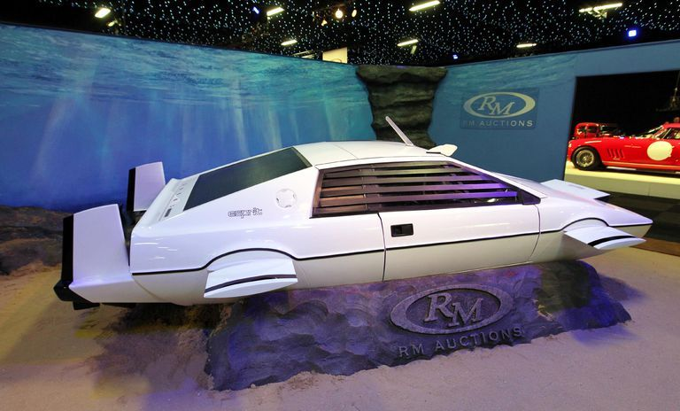 Tesla Has a Submarine Car Design and Won't Share It