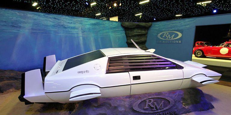 Elon Musk Says Tesla Has A Submarine Car Design