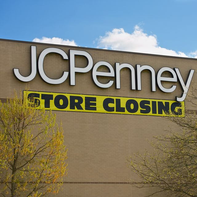Is Jcpenney Going Out Of Business Jc Penney Store Closings List