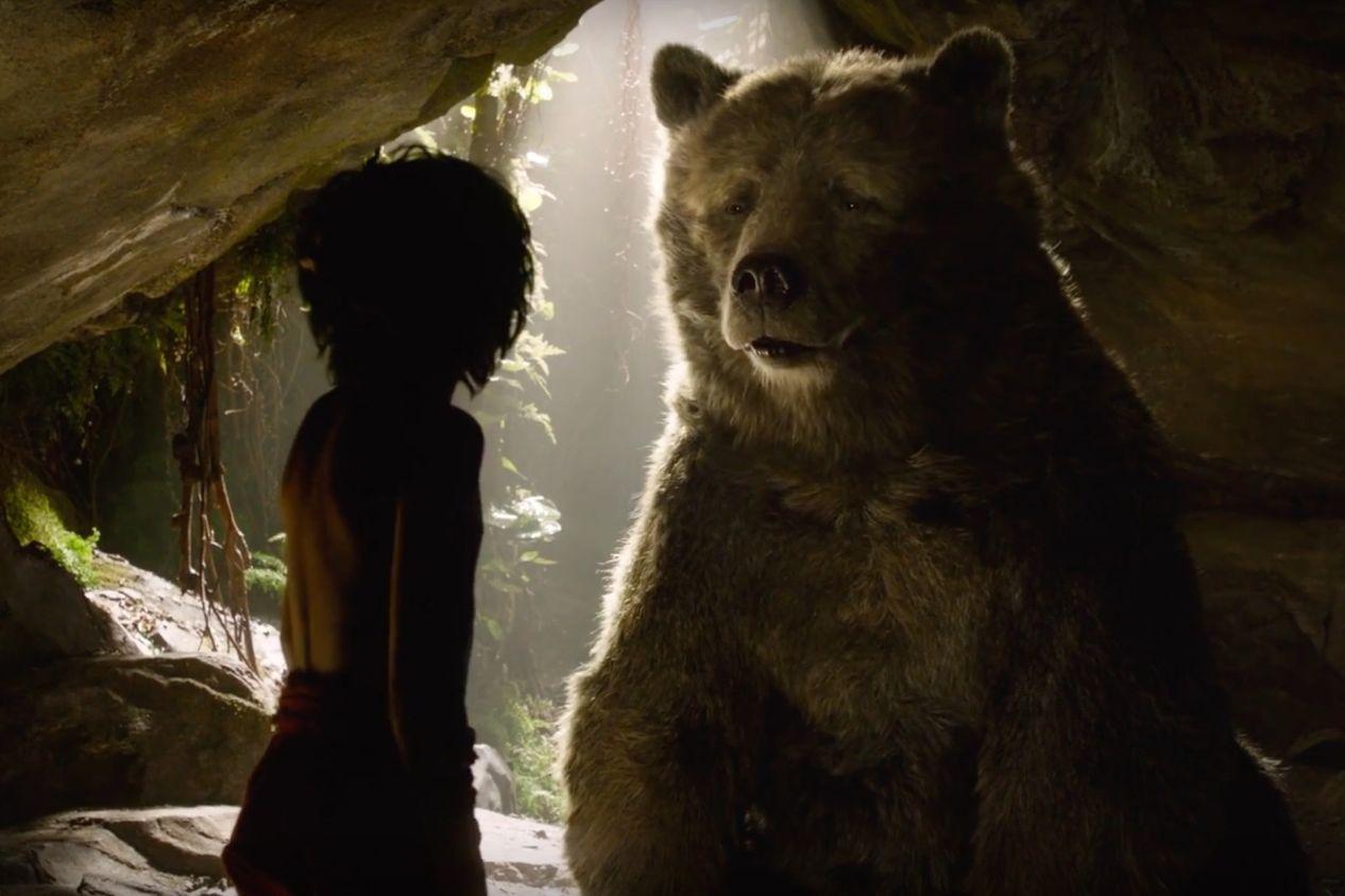 20. The Jungle Book (2016)