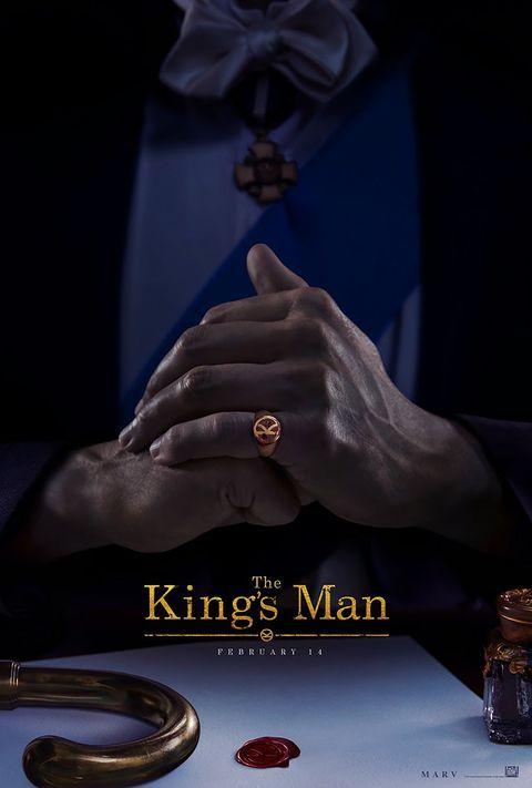 Mira el póster y el tráiler de 'King's Man: El Origen'