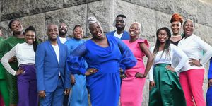 The Kingdom Choir Media Call