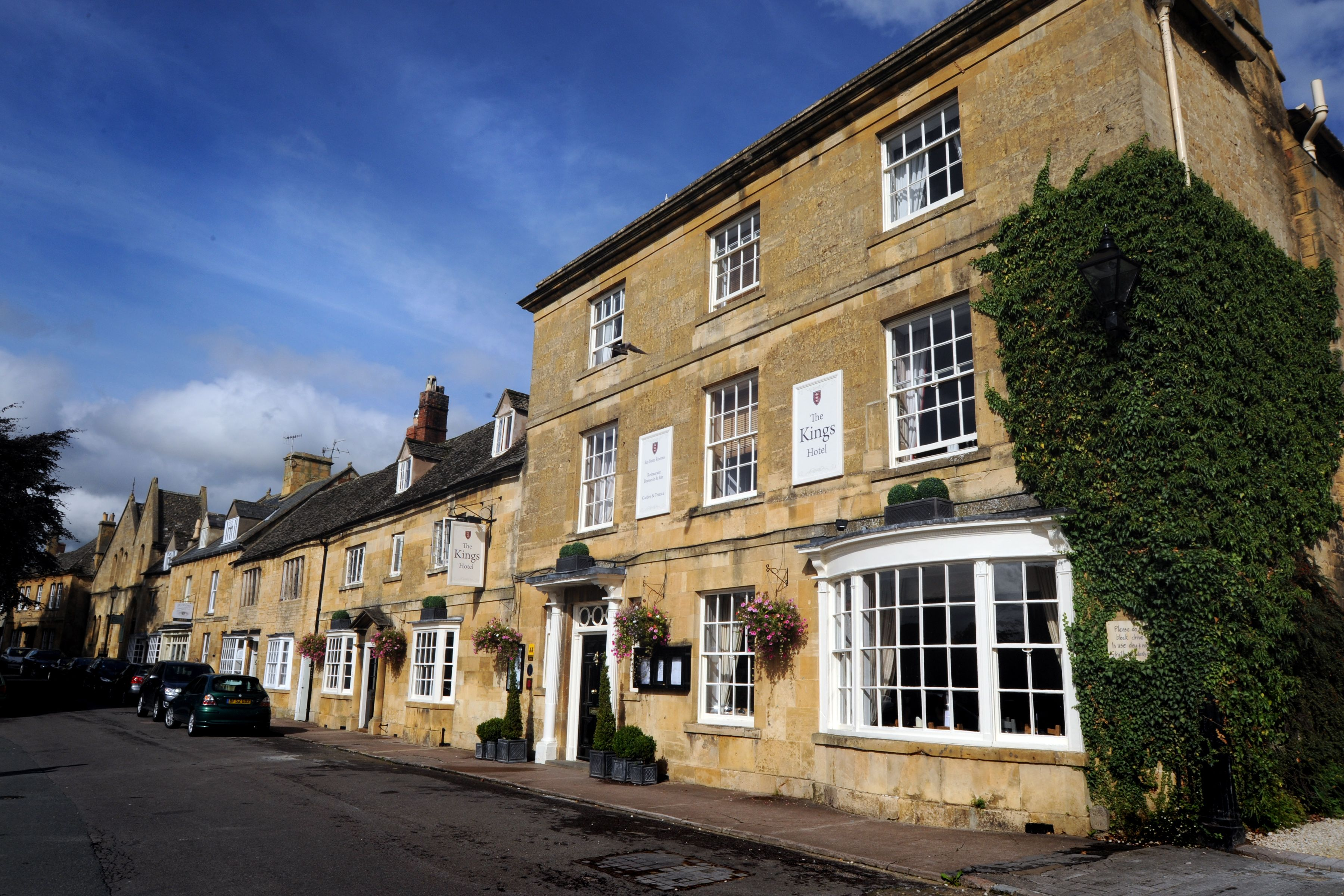 Best hotels in Cotswolds: The Kings, Chipping Campden