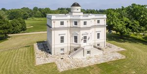 The Kings Observatory, Old Deer Park, Richmond - front - Jackson-Stops