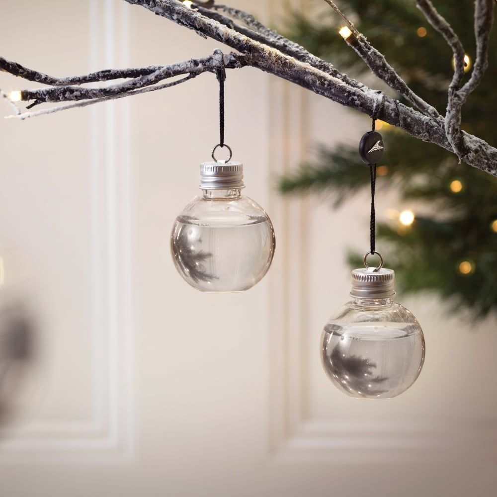 These Gin-Filled Christmas Baubles Will Definitely Get You in the Holiday Spirit