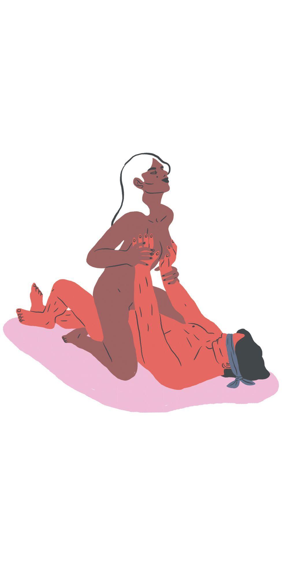 ilustrasi hubungan intim, meningkatkan gairah seks