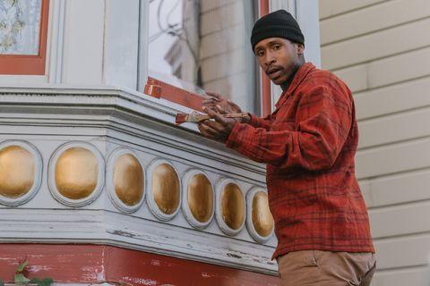 The Last Black Man in San Francisco, Jimmie Fails