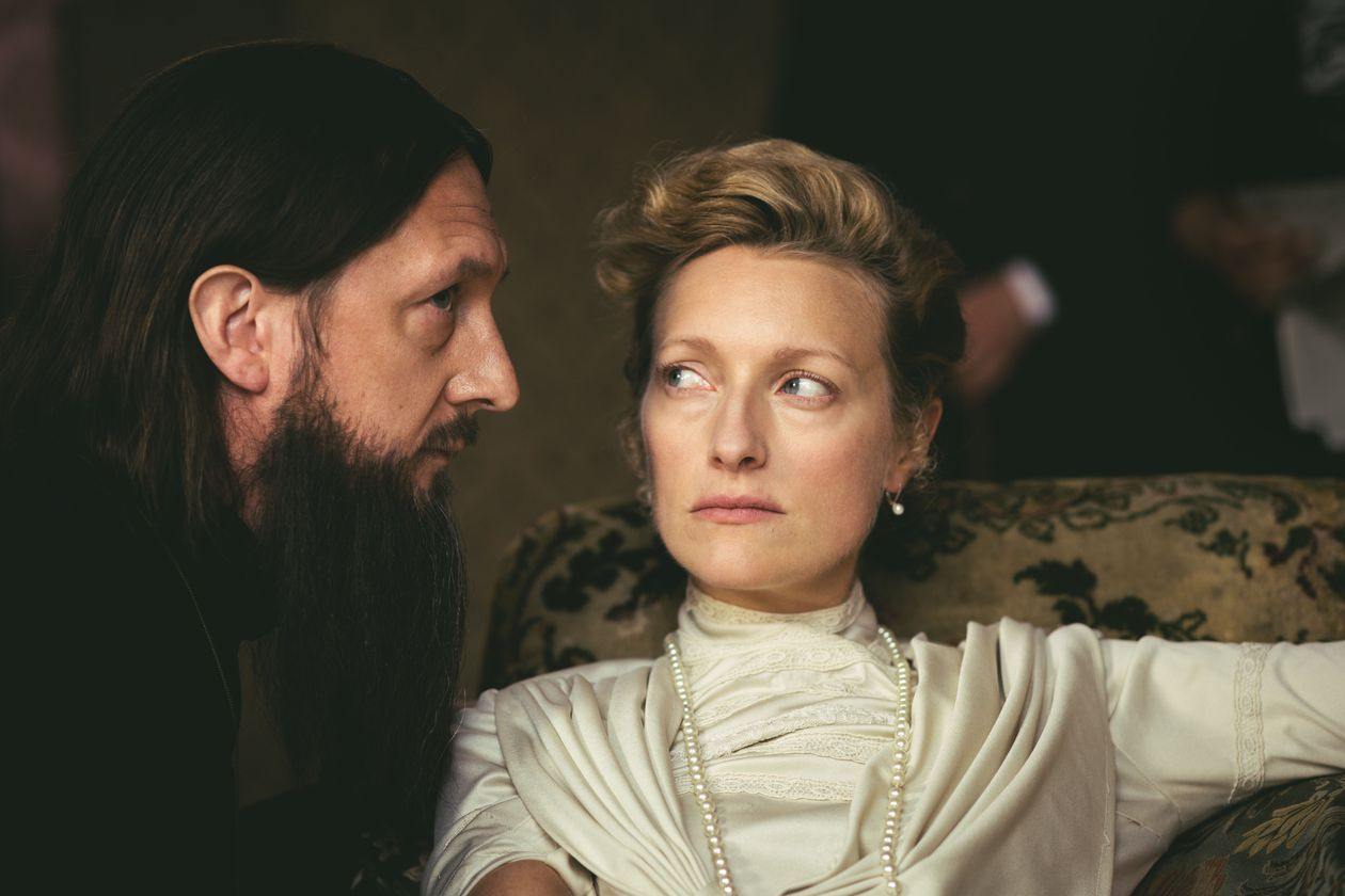 Pelicula Porno Rasputin did rasputin and alexandra have an affair? the truth behind