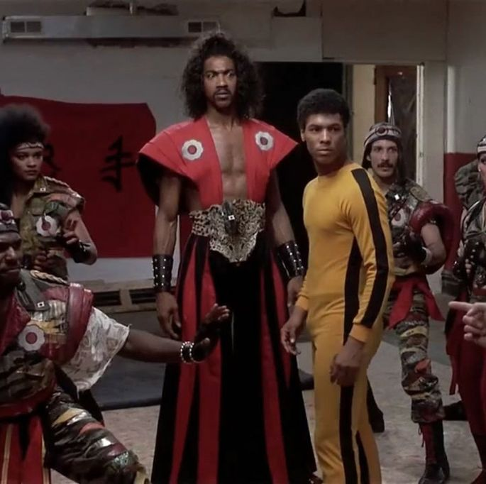 The Last Dragon A young man in New York City hopes to ascend to the highest level of martial arts mastery—and along the way must fight a warrior guru and save a beautiful singer from peril.