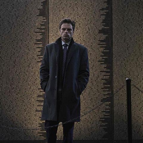 Sebastian Stan in The Last Full Measure