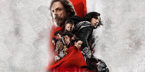 star wars los ultimos jedi poster