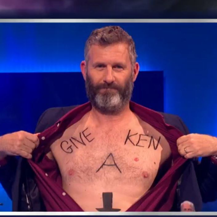 The Last Leg's Adam Hills reveals the truth about his 'third nipple'
