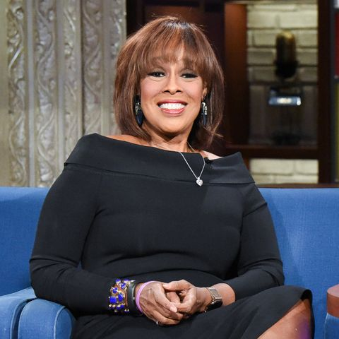 29c72df7f9130 Watch Gayle King Tear Up Over Her Time 100 Most Influential Honor