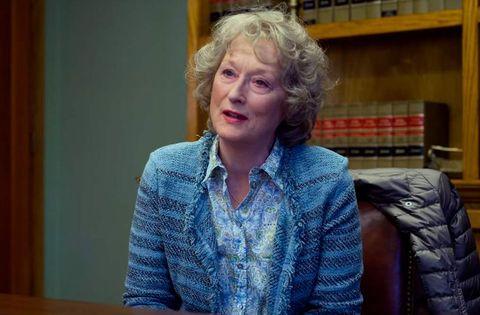 Meryl Streep en 'The Laundromat: Dinero Sucio'