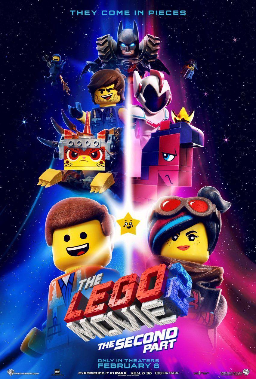 La LEGO película 2 trailer - Chris Pratt LEGO película 2 trailer