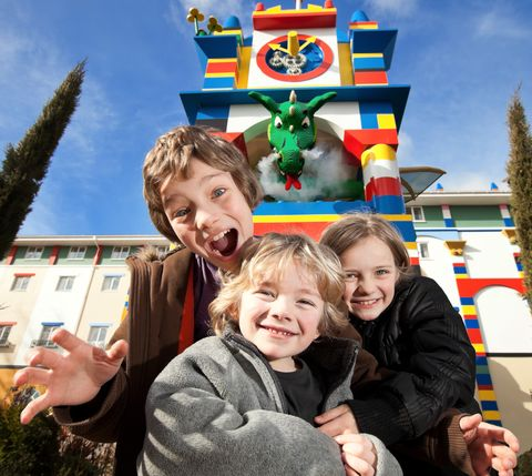 How you can get your hands on free Legoland tickets