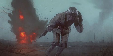 the liberator serie netflix segunda guerra mundial
