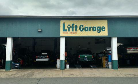 minneapolis's nonprofit lift garage