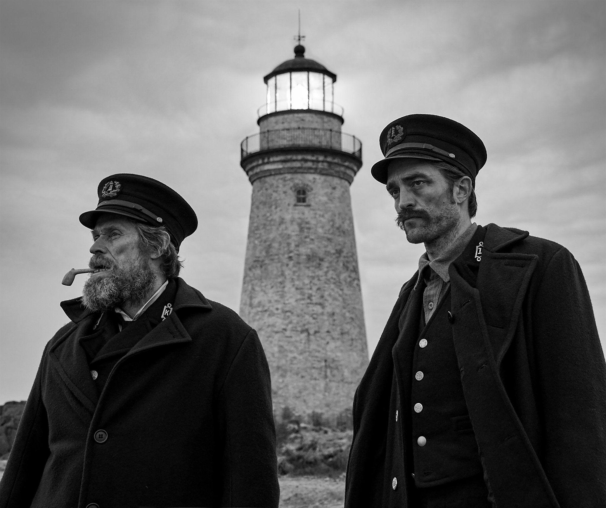 'The Lighthouse', primera imagen de la nueva película del director de 'La Bruja'