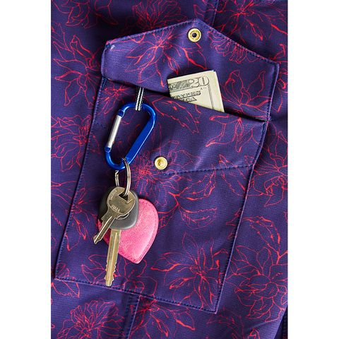 Maroon, Violet, Electric blue, Magenta, Design, Pattern, Textile, Tartan, Pocket, Fashion accessory,