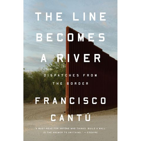 the line becomes a river, francisco cantu