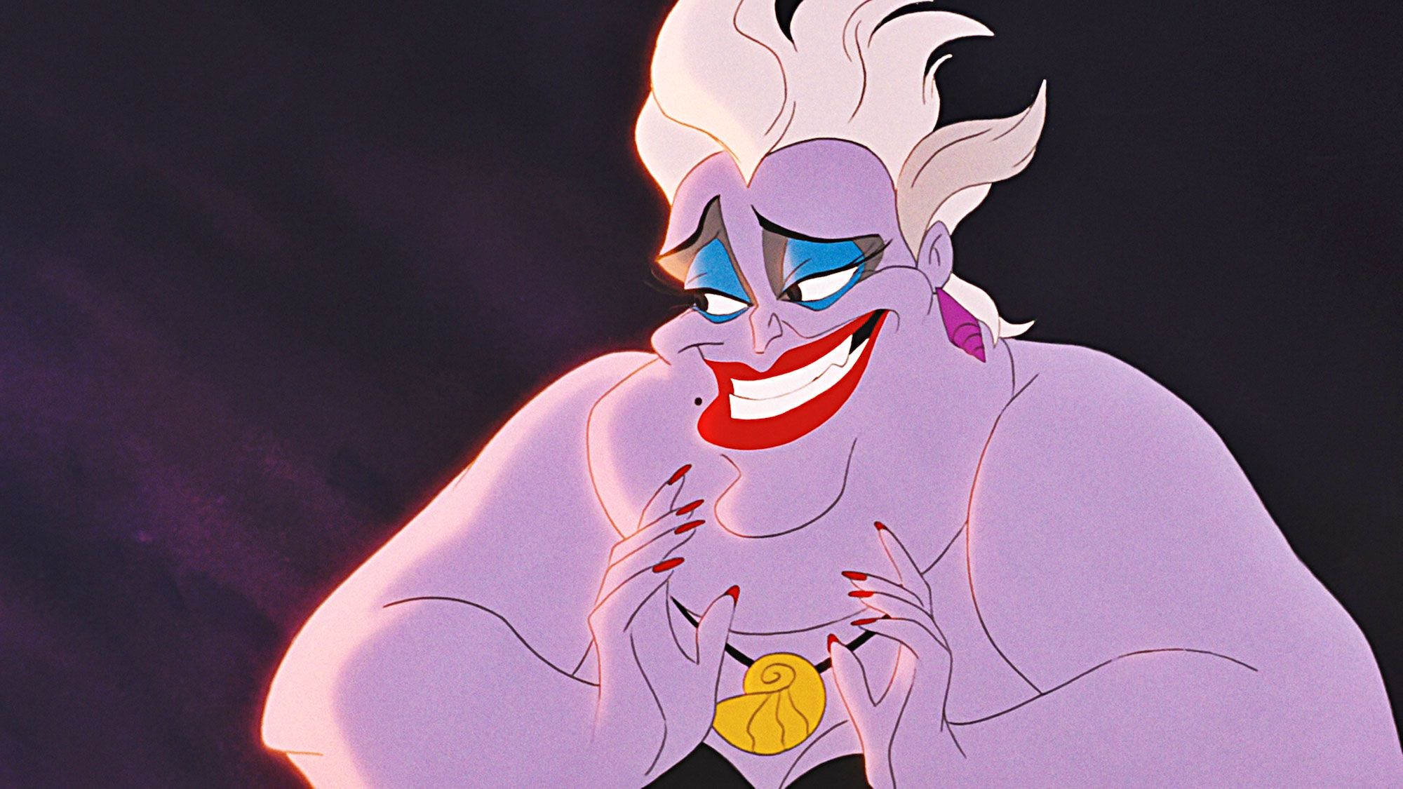 The Little Mermaid almost had Ursula as a mermaid