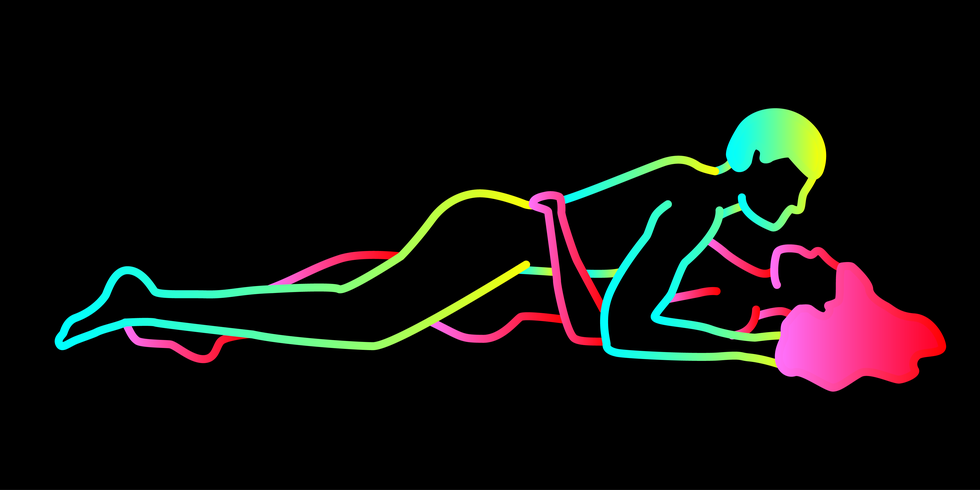 12 Romantic Sex Positions That Will Make Your Bed Rock