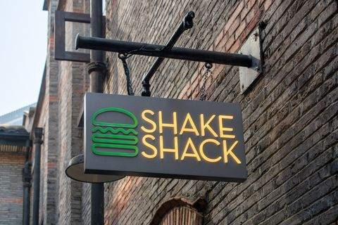 Shake Shack Opens Its First Restaurant In Mainland China