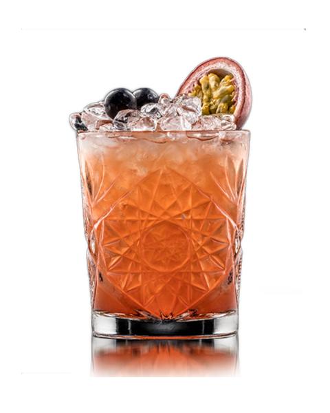 the london n1 gin cocktail zonsondergang