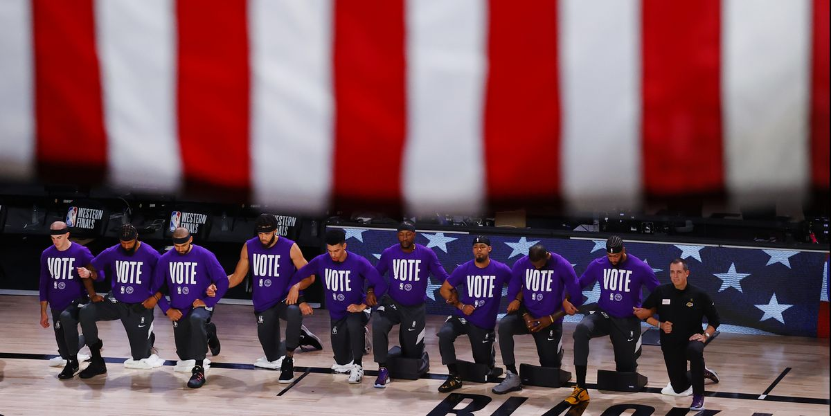 How the NBA and WNBA Are Using Their Platform to Get Out the Vote