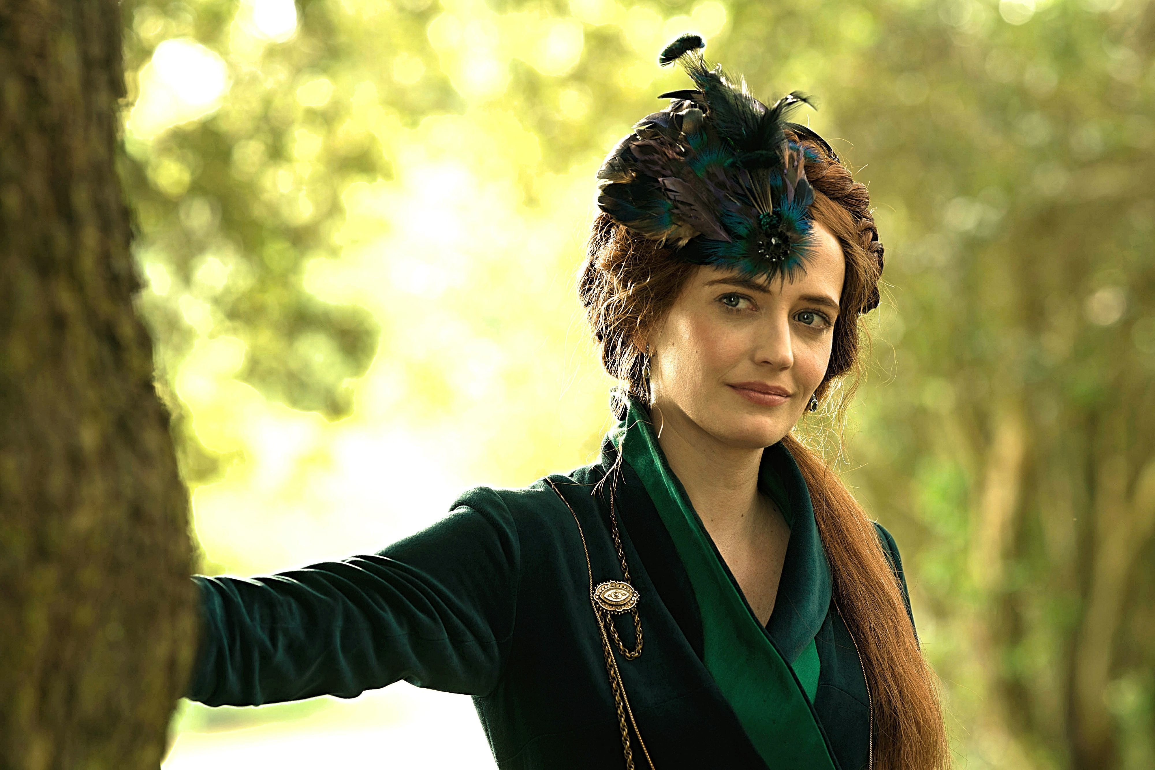 First look at Penny Dreadful's Eva Green starring in BBC's TV