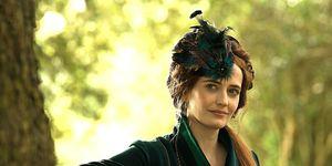 Eva Green in BBC's The Luminaries