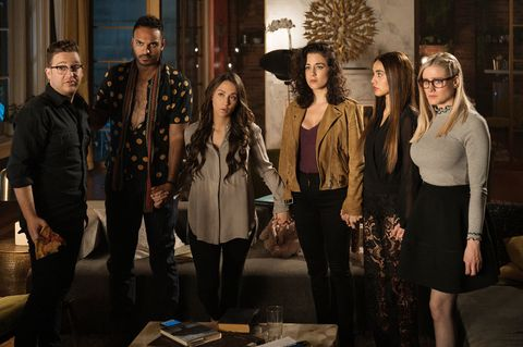the cast of the magicians season 5