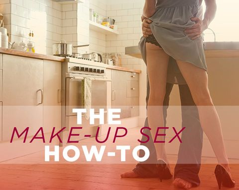 How to Have Hot Make-Up Sex—Without Having to Break Up First