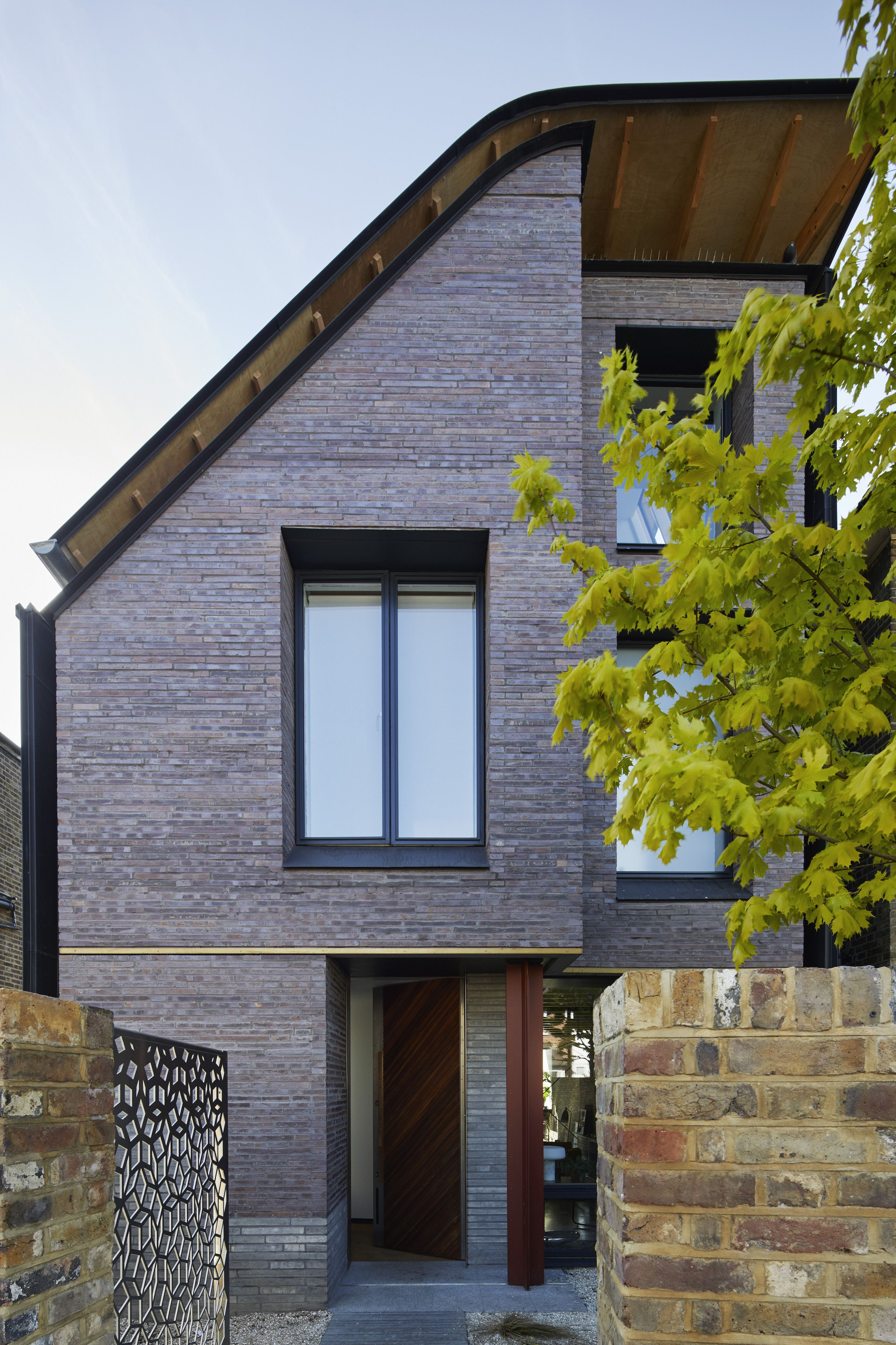 The Makers House by Liddicoat & Goldhill - RIBA House of the Year 2018 longlist