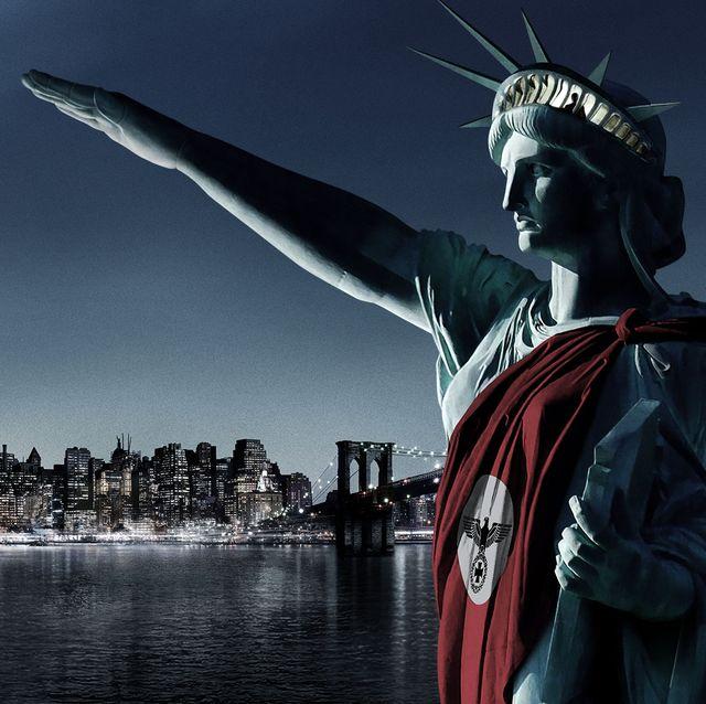 the man in the high castle nazi estatua libertad