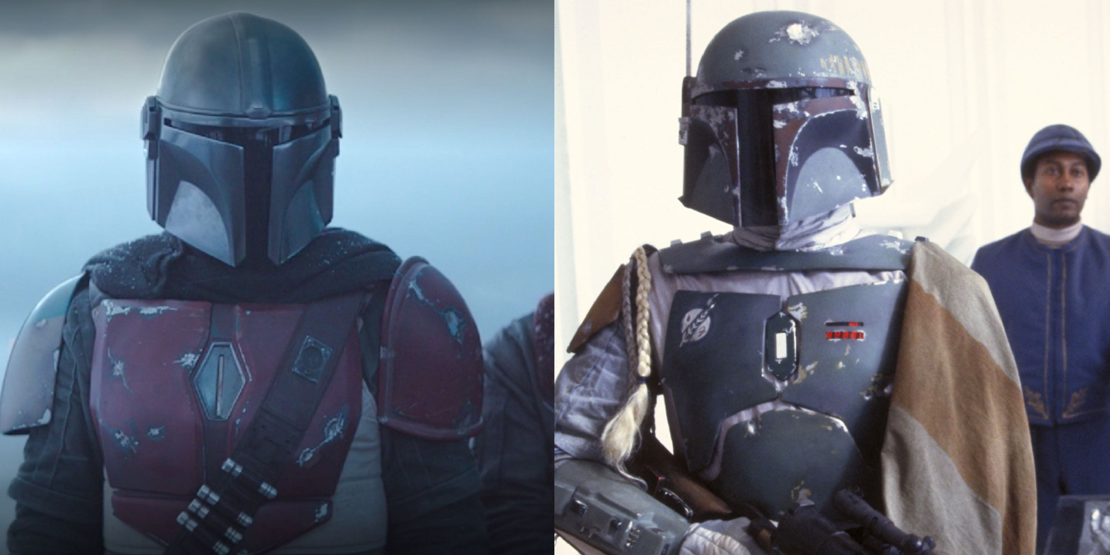How The Mandalorian Explores the Armor Made Famous By Boba Fett