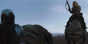 The Mandalorian primeras críticas serie Disney