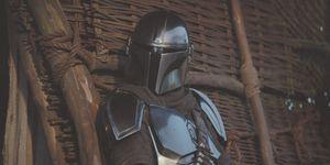 The Mandalorian traje