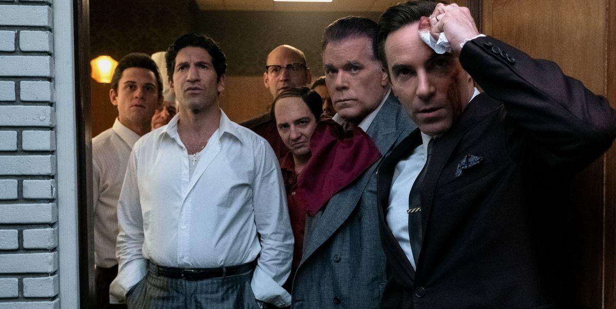 The Many Saints of Newark cut a scene with an original Sopranos star