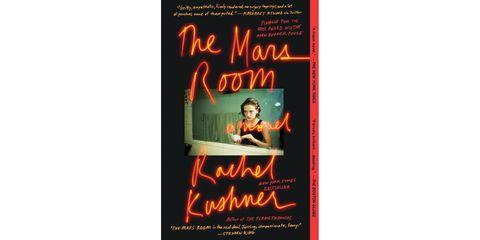 the mars room, rachel kushner