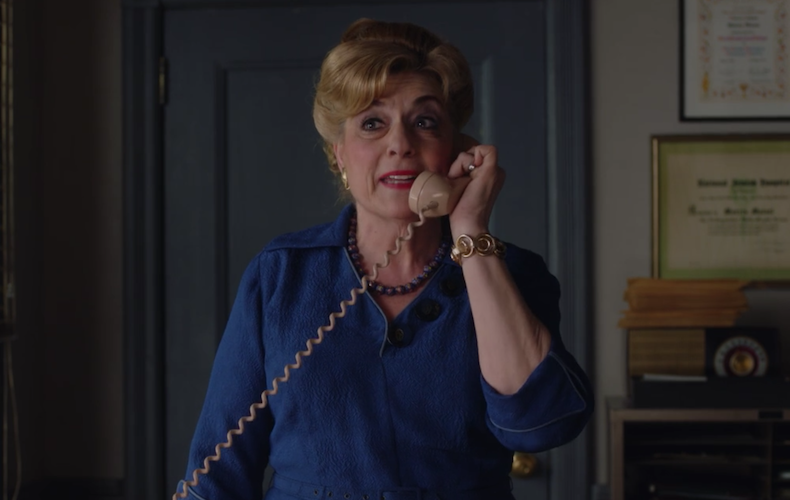 'The Marvelous Mrs. Maisel' Star Caroline Aaron Dishes on What the Cast Is Like in Real Life