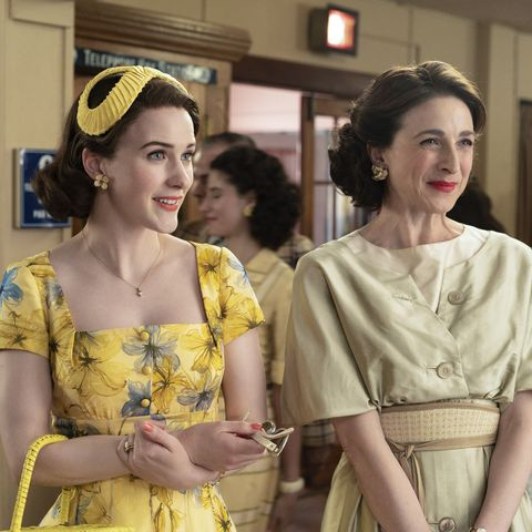 The Marvelous Mrs. Maisel Earns 20 Emmy Nominations