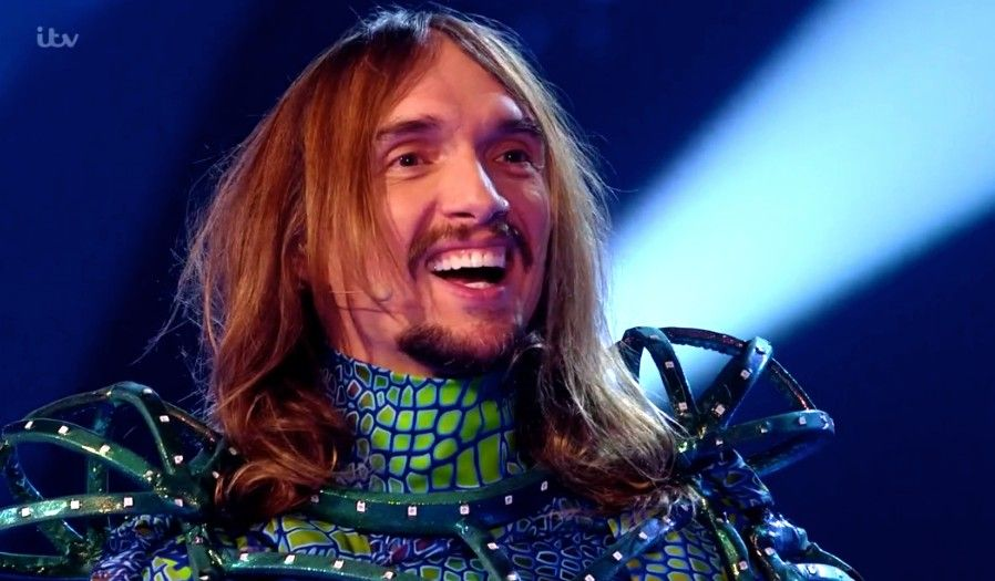 """The Masked Singer's Justin Hawkins felt """"isolated"""" during the show"""