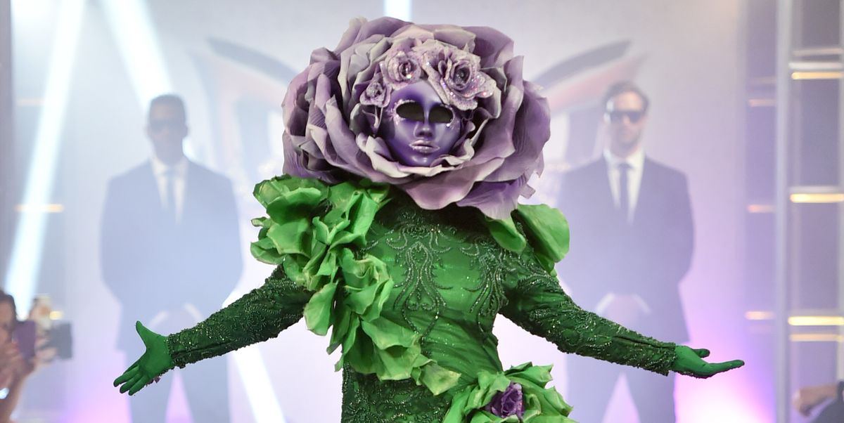Who Is The Purple Flower On The Masked Singer The Purple Flower Revealed Spoilers Clues